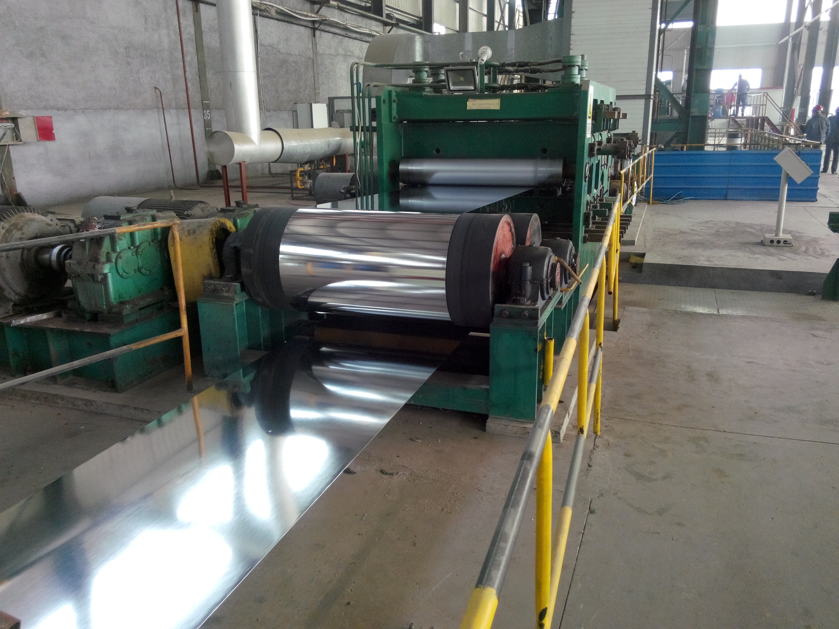 Galvanized Steel Production