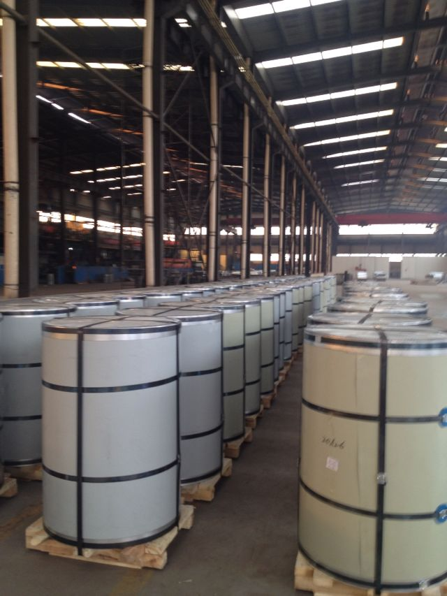 Eksper Metal Limited Prepainted Steel Coils