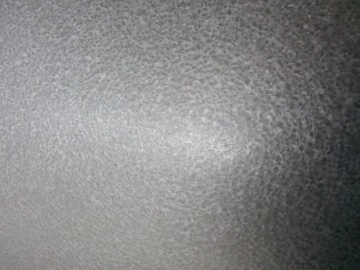 Aluzinc Steel Surface