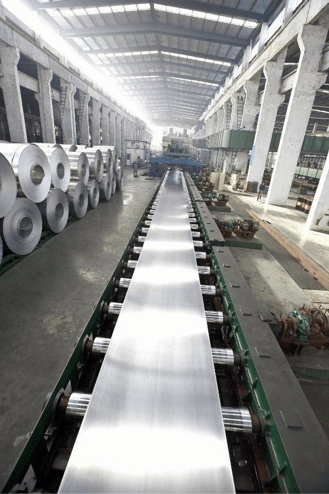 The Rolling Aluminium