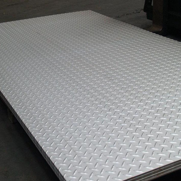 Hot Rolled Steel Chequered