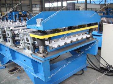 Trapez Çelik Kesim Makinesi